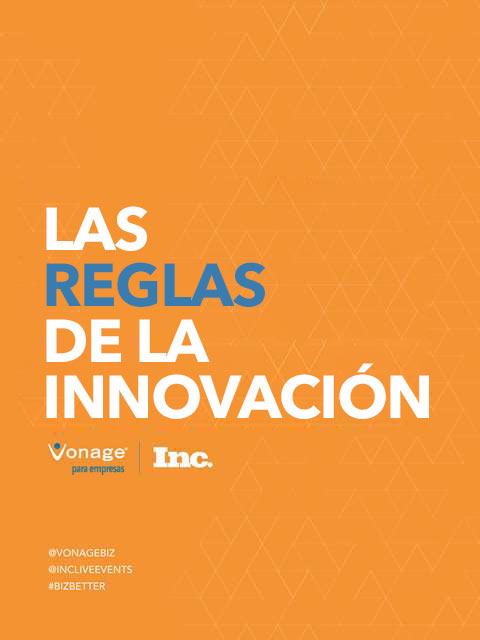 Las reglas de la innovación